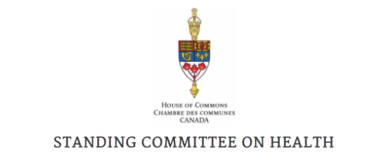 Standing Committee on Health — Pine River Institute